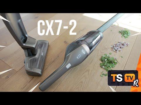 AEG CX7-2 2in1 Akku Staubstauger Test Review ► AEG's beliebter Akkusauger ist Top-Bestseller