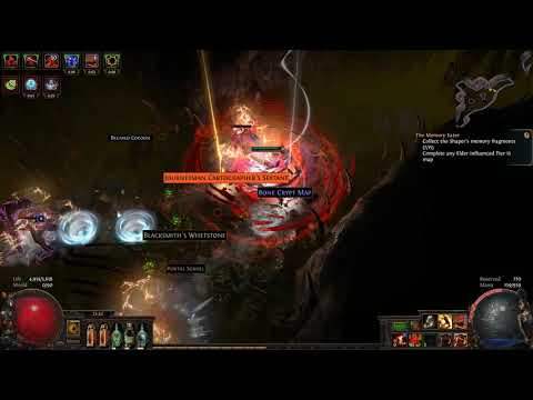 Path of Exile] 3 8