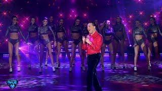 """Cristian Castro Cantó """"Lloviendo Estrellas"""" En Vivo En Showmatch"""