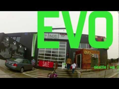 EVO ski/snowboard new shop tour (seattle) 2013