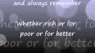 Forever and Always - Parachute lyrics
