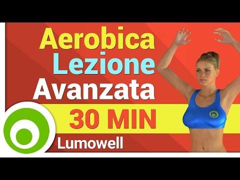 Serie di esercizi per perdita di peso a donne in 50 anni