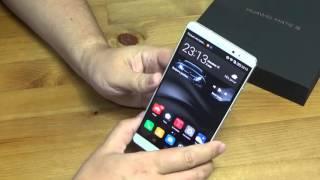 Huawei Mate 8. Первый восторг
