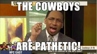 Best of Stephen A: EPIC Dallas Cowboys Rants. Skip Bayless prays for a Super Bowl run (Pt 5)