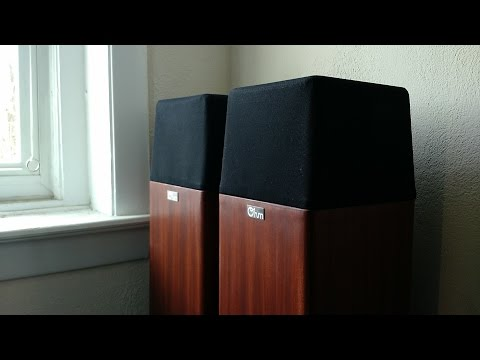 Z Review –  Ohm Walsh [BEST SPEAKERS EVER!!]