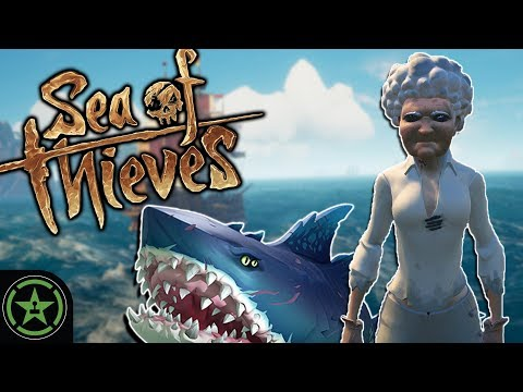 THE CURSED ROGUE - Sea of Thieves | Let's Play