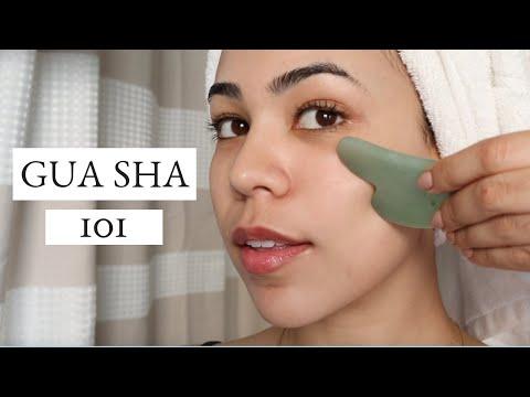 How to: Gua Sha Facial Massage at Home