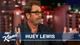 Huey Lewis on Hearing Loss, Hitchhiking Through Europe & New Album