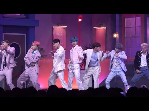 BTS - Boy With Luv (feat. Halsey)[DANCE MIRRORED]