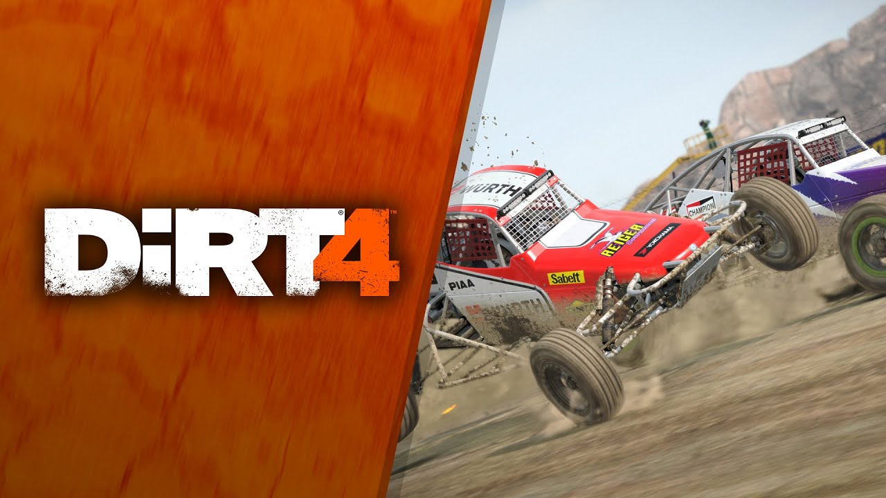 "DiRT 4 - Trailer gameplay ""Non aver paura"""