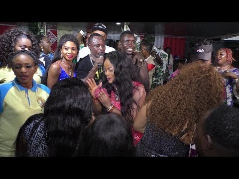 PAT O LIVE PERFORMANCE FT ALL STARS [ LATEST BENIN MUSIC 2019 ]