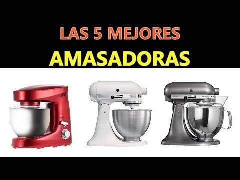 Mejores Amasadoras 2019