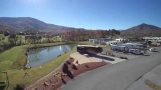 Playground at Cove Creek RV Resort