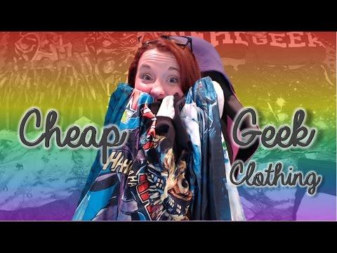 mp4 Geek Clothing, download Geek Clothing video klip Geek Clothing