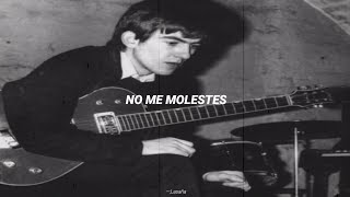 Don't Bother Me - The Beatles   Subtitulada.
