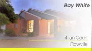 4 Ian Court, Rowville