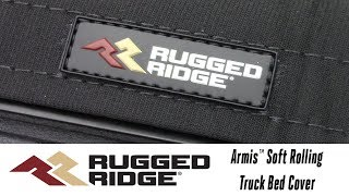 In the Garage™ with Performance Corner®: Rugged Ridge Armis™ Soft Rolling Truck Bed Cover