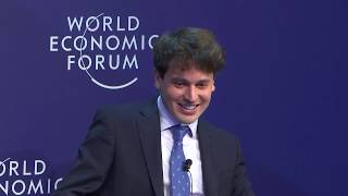 Davos 2019 - How Power Adapts in a Changing World