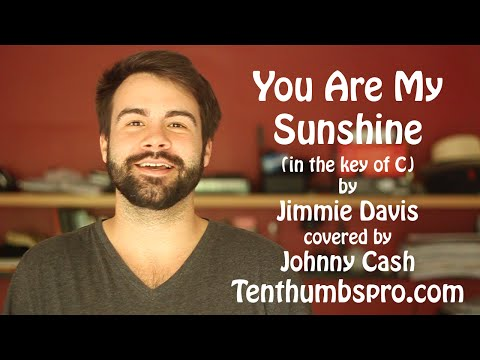 You Are My Sunshine – Easy Beginner Ukulele Song – How to play Ukulele Great First Song Tutorial