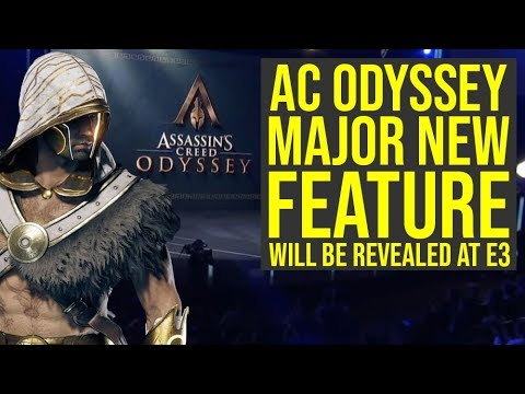 Assassin's Creed Odyssey DLC - MAJOR NEW FEATURE To Be Revealed AT Ubisoft E3 2019 (AC Odyssey DLC)