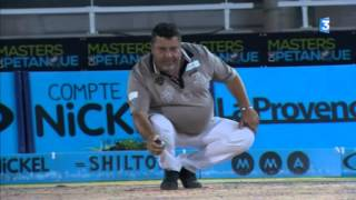 Masters de Pétanque 2015 - Final Four - ISTRES Wild card Contre Madagascar