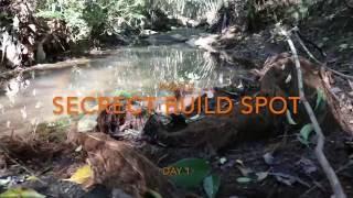 Secret spot - day 1 -