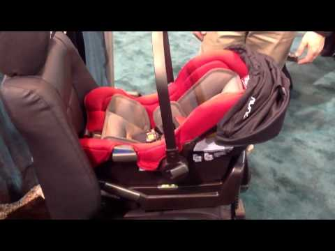CarseatBlog.com: Nuna Pipa Infant Carseat Preview