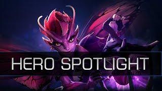 Dota 2 Hero Spotlight - Dark Willow