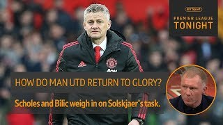 How do Man Utd get back to their old self? | Premier League Tonight