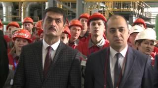 АРБЗ презентовал свою первую продукцию