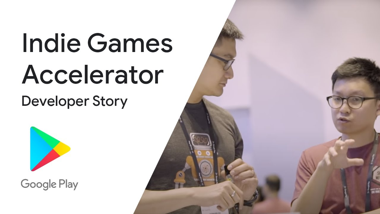 Indie Games Accelerator journey | MochiBits (Android Developer Story)