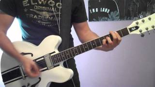 Angels and Airwaves - Saturday Love (Guitar Cover)