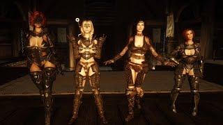 Skyrim Mod Review - The Amazing World of Bikini Armor