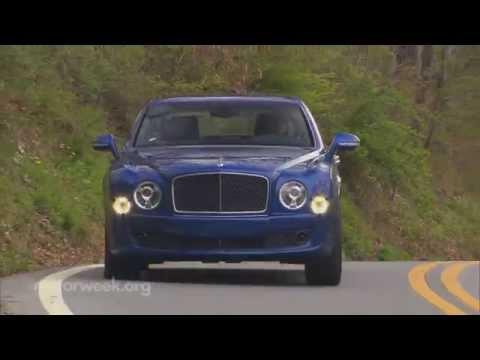 MotorWeek | Road Test: 2016 Bentley Mulsanne Speed