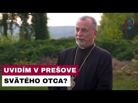 VLADYKA CYRIL VASIĽ – Uvidí ma Svätý Otec v Prešove?