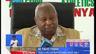 Athletics Kenya talks tough after naming Kenya's team set for the London Olympics