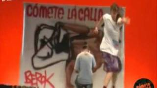 Graffiti hip hop rap Barcelona break dance Spain