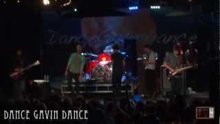 Dance Gavin Dance - FULL SET! With Tilian Pearson (Ace Of Spades: Sacramento, CA)