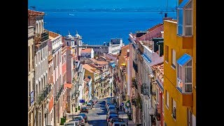 Португалия , Лиссабон, который не показывают c Владимиром Волошиным TRAVEL video