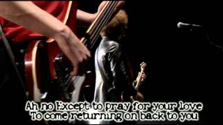Madrugada   Running Out Of Time Live (Lyrics)