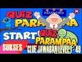 Clue Penyelesaian Quiz Parampa 1 Level 1 - Level 49 (Sukses)