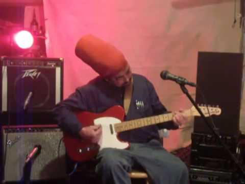 Jeff Hancock -&- Friends -( Back 2 Campton )-(  Live Blues  ) .....