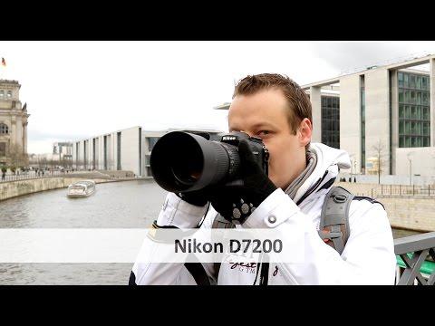 Nikon D7200 (vs. D7100 / D7000) - Verbesserte Mittelklasse-DSLR im Test [Deutsch] + Outtakes