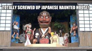 Totally Screwed Up Japanese Haunted House - Nagashima Spaland Japan