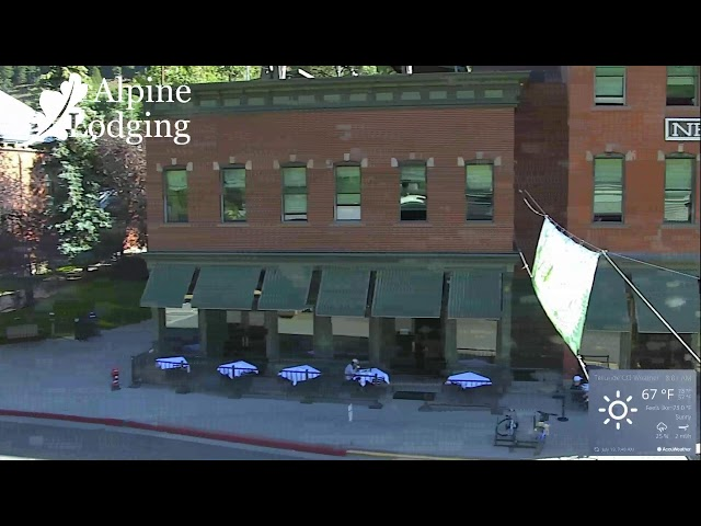Live Webcam Telluride, Colorado