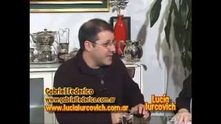 Entrevista a Gabriel Federico sobre  Musicoterapia Prenatal en el programa de Lucía Iurcovich