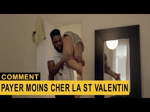 COMMENT PAYER MOINS CHER LA SAINT VALENTIN ? #valentin #stvalentin