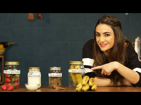 Beauty Foods: Natural Skincare Products | Home Remedies