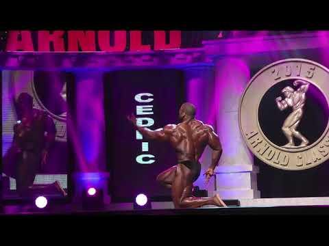 Arnold Classic 2015 . Individual Routine Cedric McMillan