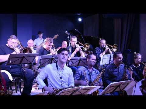 eMBryo bigband - eMBryo bigband plays Count Bubba's Revenge
